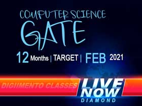 GATE Computer Science 12 Months