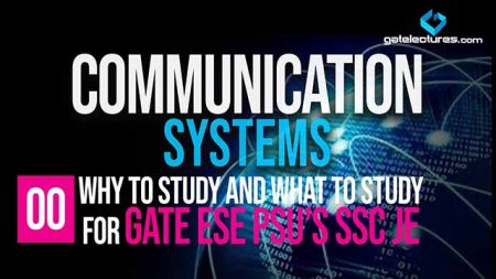 Communication Systems for GATE EC