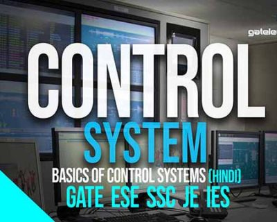 Control Systems for GATE EC