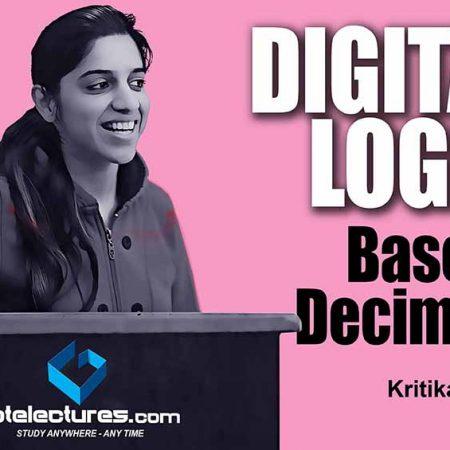 Digital Logic for GATE CS & IT