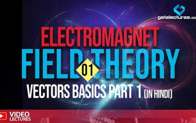 Electromagnetic Field Theory for GATE EC