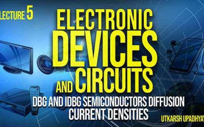 Electronic Devices for GATE EC