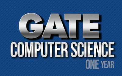 GATE Computer Science (1 Year)