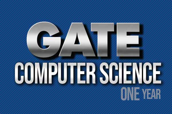 GATE Computer Science 1 Year – DigiiMento