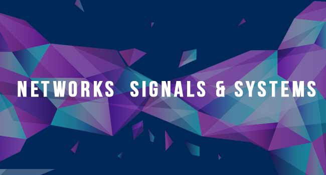NETWORKS-SIGNALS-SYSTEMS