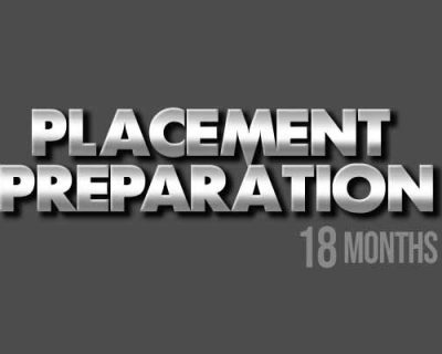 Placement Preparation & Competitive Programming (1.5 Year)