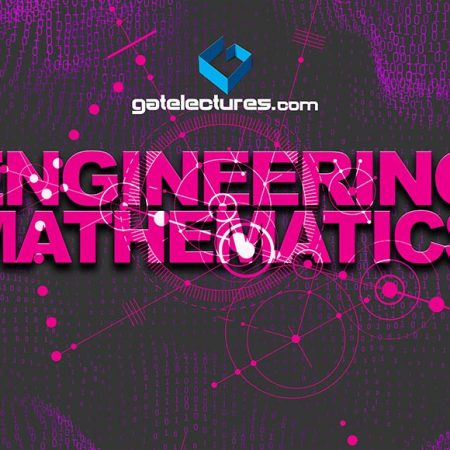 Engineering Mathematics for GATE EC
