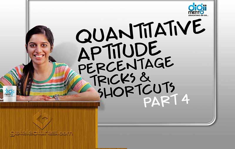 Quantitative Aptitude – DigiiMento Education