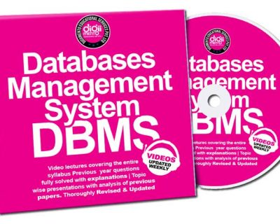 Databases Management System for GATE CS & IT