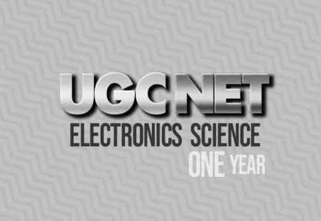 UGC NET Electronic Science (1 Year)
