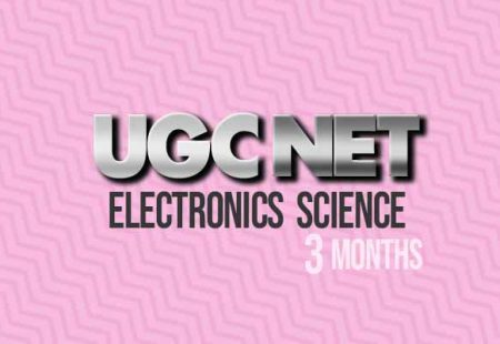 UGC NET Electronic Science (3 months)
