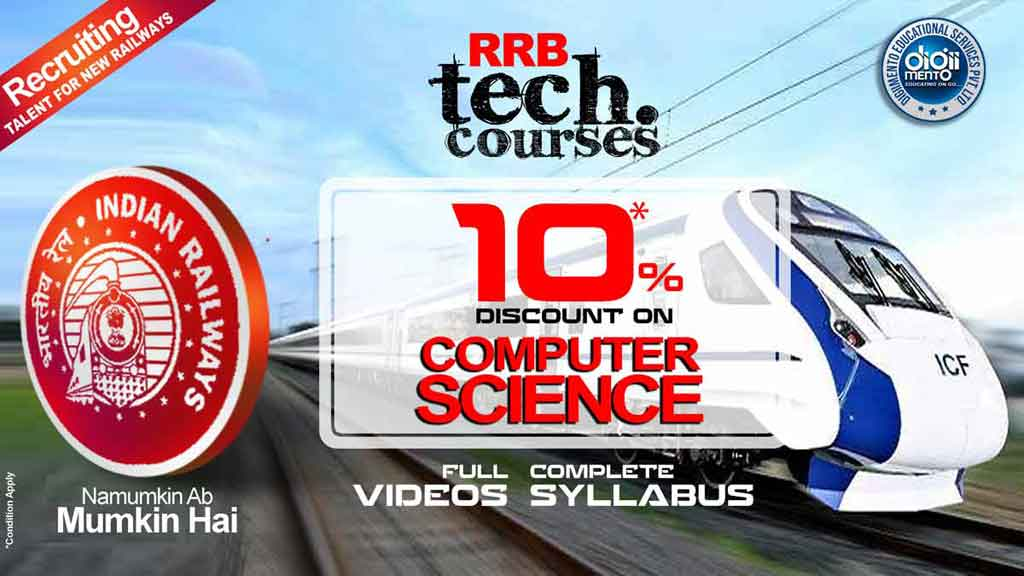 Online Classes for RRB Preparation