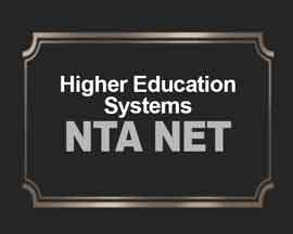 Higher Education System for NTA NET