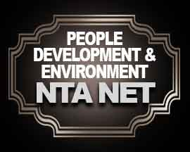 People, Development & Environment for NTA NET