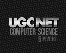 NTA NET Computer Science (6 months)