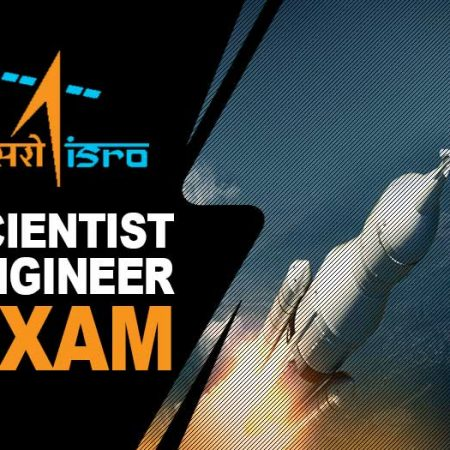 ISRO Scientist/Engineer Exam