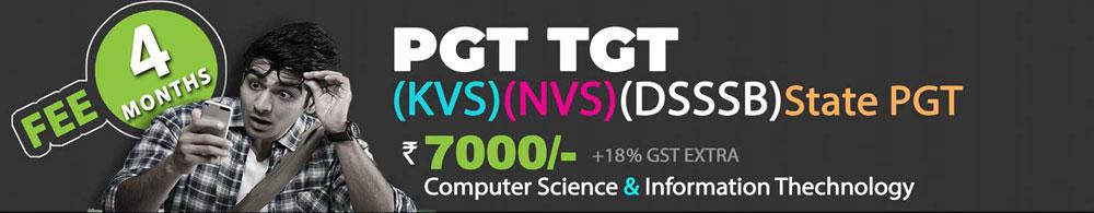 KVS PGT TGT Computer Science